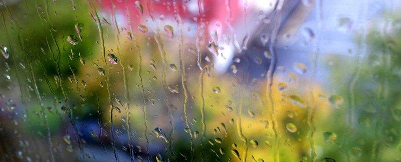 Deževni dan