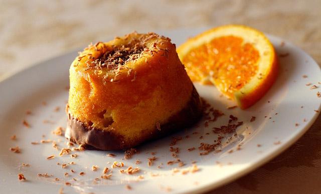 Pomarančno pecivo