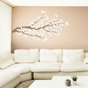 Dekorativna nalepka - drevesna veja