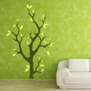 Dekorativna nalepka - drevo