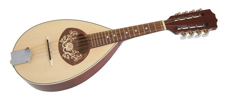 Ploska mandolina VGS