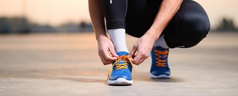 Tekaška obutev